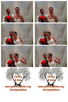 Christy and Hots Photo Booth